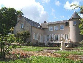 Villégiature en Bourgogne, pays du Morvan à Villacharmante