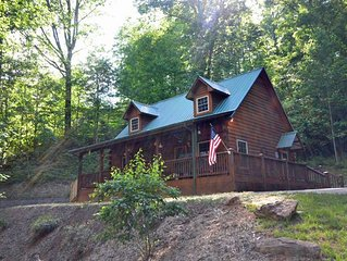 Laurel Ridge Cabin, 2 Bedrooms Sleeps 4