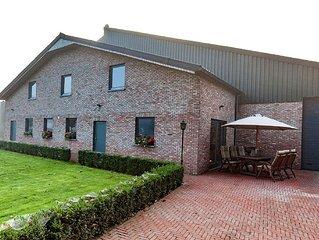 Spacious farmhouse in natural surroundings close to Antwerp
