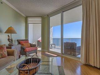Palacio 1403 Perdido Key Gulf Front Vacation Condo Rental - Meyer Vacation Rent