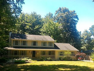 Vermilion Country Escape, peace and quiet minutes from Lake Erie and Cedar Point