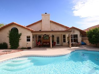 3 Bedroom Home with Private Heated Pool* Located in Ahwatukee, Phoenix