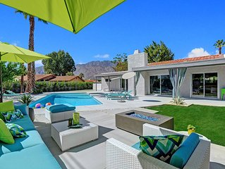 Camp Palm Springs - newly renovated Mid-Century modern retreat