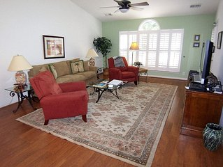 Large 1 bedroom onsite golf close to beach-pet/no pet units available