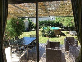 Villa au calme proche d'Avignon
