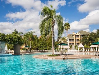 Christmas in Orlando!  Sheraton Vistana Villas 2.8 Miles from Disney-Free Shuttl