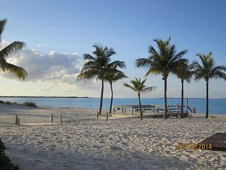 Abaco ~ Treasure Cay  Waterfront Condo Located In Marina