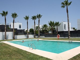 Moderne vakantiewoning in Costa Blanca op La finca golf resort