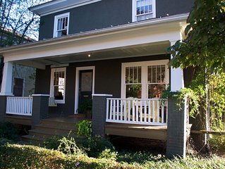 Belmont Avenue - Classic home - walk to Belmont restaurants, downtown mall, UVa
