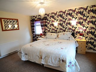 The Studio Holiday Cottage is set in an ideal location to visit Scotland.