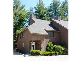 A great summer or winter house (condo) just a mile from Stratton mountain.