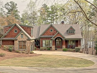 The Lake Home You Have Always Dreamed About In A Beautiful  Setting
