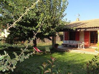Maison de campagne en Provence