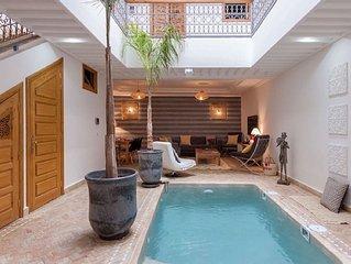 Riad Melilo avec piscine chauffée (en exclusivité)