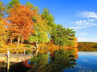Stunning Lake House Close to Saratoga, Adirondacks, Berkshires, Southern Vermont