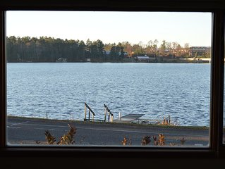 Lakeview Cabin in the heart of downtown Minocqua, WI