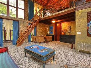 Get Junglized • The Mayan Jungles of Belize • Private • Secluded •Luxury•Villa