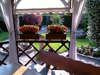 Terraced House Ground Floor Cola Di Lazise, ​​Pools,private garden