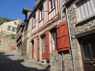 3 bed 3 bathroom vacation/ holiday home  rue du petit fort close to dinan port