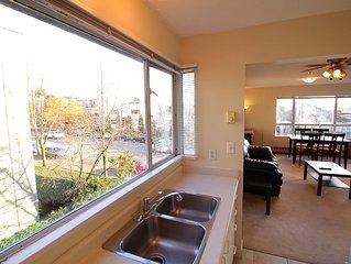 Bright Spacious Kitsilano 1bdr Apartment