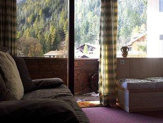 Argentiere Chamonix Mont Blanc: Appartement duplex 5 p