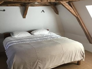 New this Summer Two bedroom rustic Gite for rent...