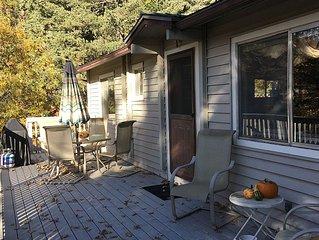 Cedar Lodge - A Relaxing Mountain Cabin for your Getaway