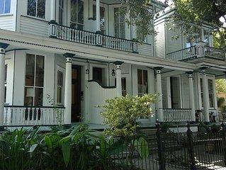 1890 Victorian literary landmark birthplace of play write Lillian Hellman