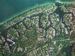 Port Ripaille: Ihr Ferienhaus direkt am See / das Beste aus Bergen und Meer!