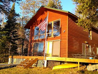 NEW Listing! Gorgeous Lakeside Cabin, Four Seasons of Fun for up to 21 Guests