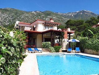 Affordable Luxury in A Stunning Location in Ovacik, Nr Fethiye