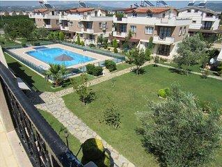 Schones Ferienhaus mit gem. Pool nahe dem wunderschonen Sevgi Strand