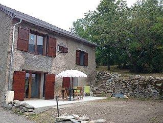 Maison de montagne pour les amoureux de la nature et proche commodites