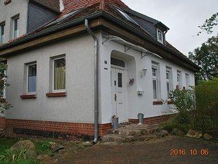 Ruhe und Erholung in der 'Alten Schule' in Klein Apenburg/  KEINE MONTEURWOHNUNG