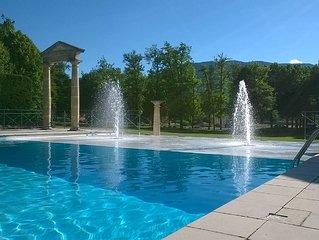 Appartement 4/5p en residence de tourisme avec piscine