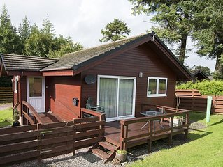 Larch lodge Dumfries & Galloway.