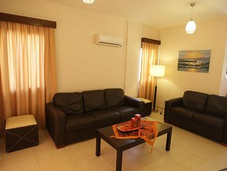 A first class 3bedroom villa,private big pool and uninterrupted sea view  Wi-Fi.
