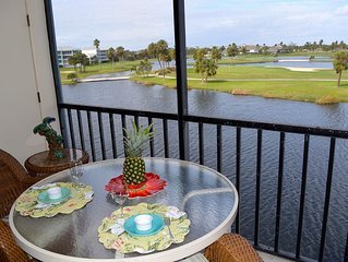 Hutchinson Island Golf/Tennis/Beach/Ocean Wonderful 1 Bedroom Condo/Pool