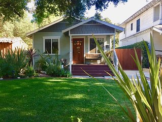 PASADENA ROSEBOWL  Perfect 2Bed/2Bath Craftsman Home 'THE BEST AREA!'
