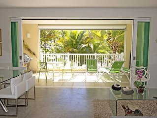 Beachfront, Oceanview, 2 Bed 2 Bath, Fully Renovated