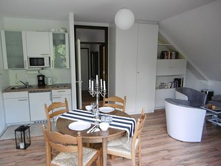 Renovated, modern apartment close to Wurmbergseilbahn, hiking and skiing trails