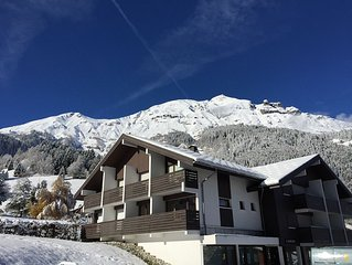 Appartement 6 personnes Les Contamines Montjoie, Haute Savoie, the French Alps