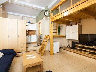 Pequeno loft moderno y centrico