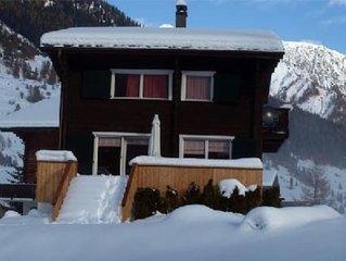 A lovely Chalet in the Swiss Alps ! Obergoms - Reckingen Gluringen