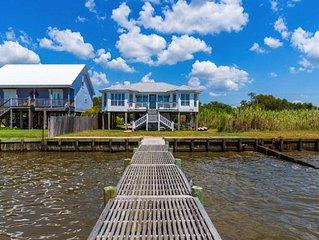 Fair Sunshine ~ Waterfront Bay Retreat