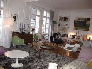 Très beau 5 pièces - 3 chambres. Tour Eiffel. Paris