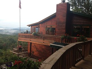 Morning Glory! Endless View! Cozy Hideaway! Close to Town.