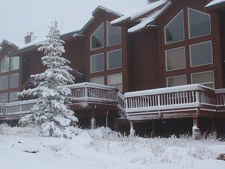 SKI IN SKI OUT  Condo at Powder Mountain Ski Resort