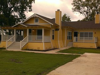Fantastic 1918 Farm House on 2 ac - completed restored and remodeled! Upscale!