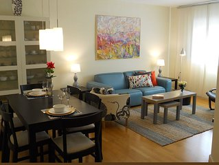 Apartment with car park in the city center El Corte English